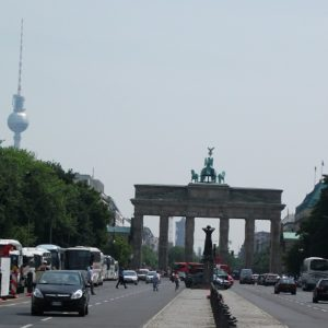 Berlin, centrum i Tropical